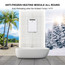 Camplux 26L 6.86 GPM  High Capacity Outdoor Propane Tankless Water Heater