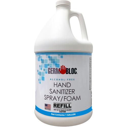 GermBloc Automatic Dispenser Pack Foam