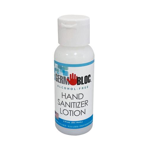 GermBloc Hand Sanitizer Lotion 2oz Squeeze Bottles - 20 Count Fish Bowl