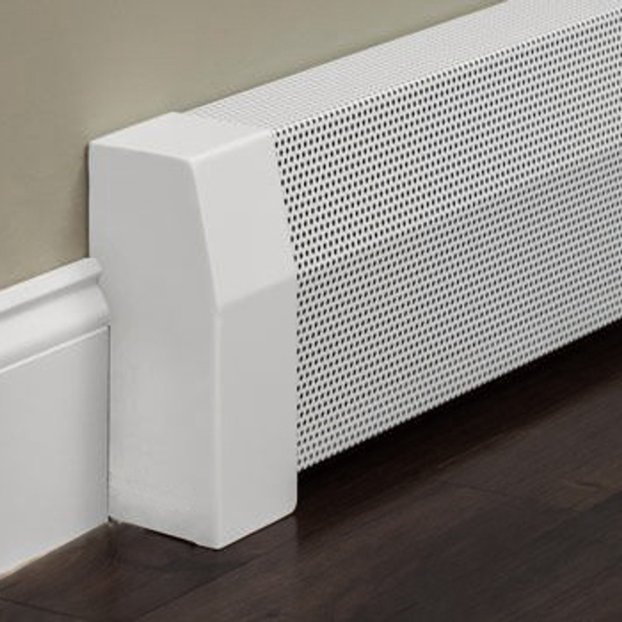 Premium Baseboard Cover 6 Ft Length Vent And Cover
