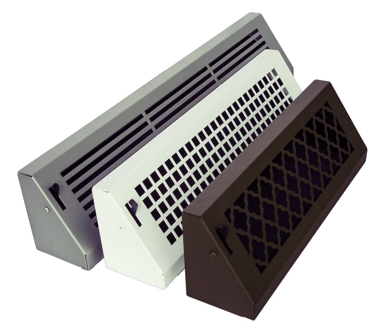 Baseboard Register Cover