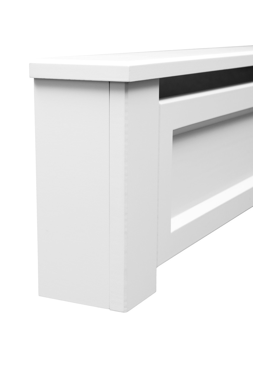 Picture of: Shaker Style 4 Ft Wood Baseboard Cover Vent And Cover
