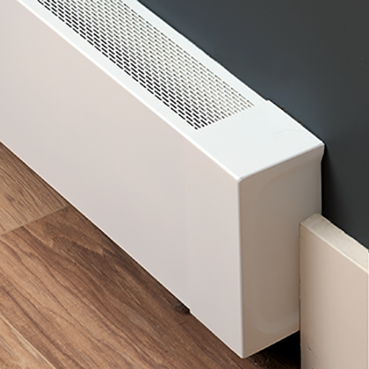 Atlas Baseboard Cover 8 Ft Length Vent And Cover