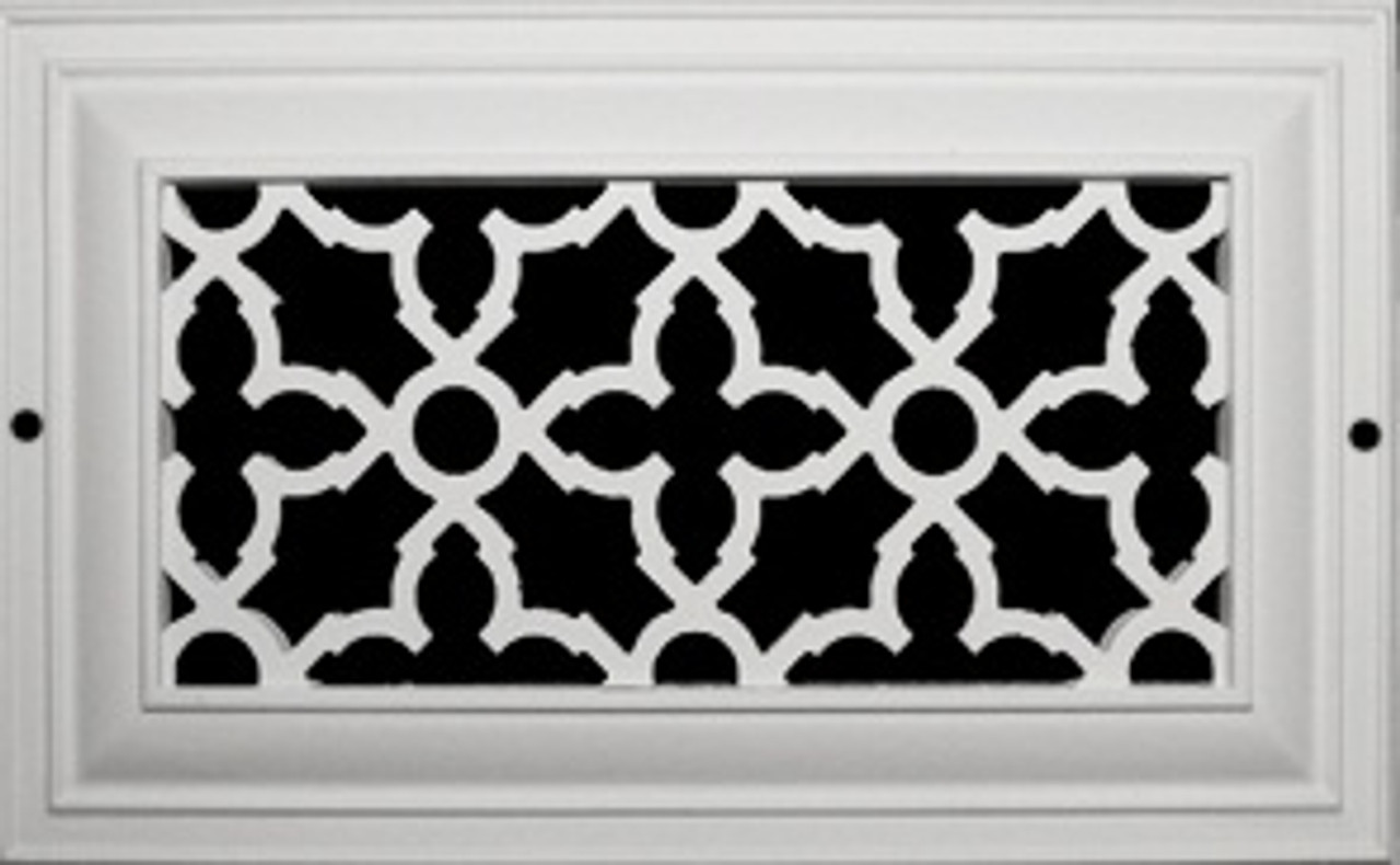 Picture of: 12 X 8 Heritage Decorative Vent Cover Ventandcover Com