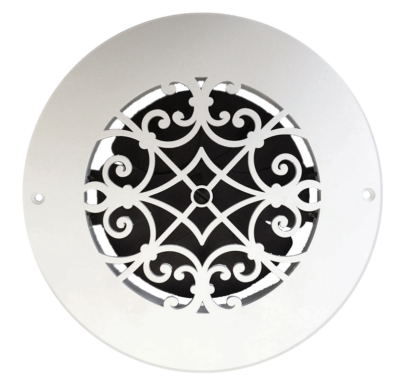 Round Metal Vent Cover Quality Grilles Vent And Cover