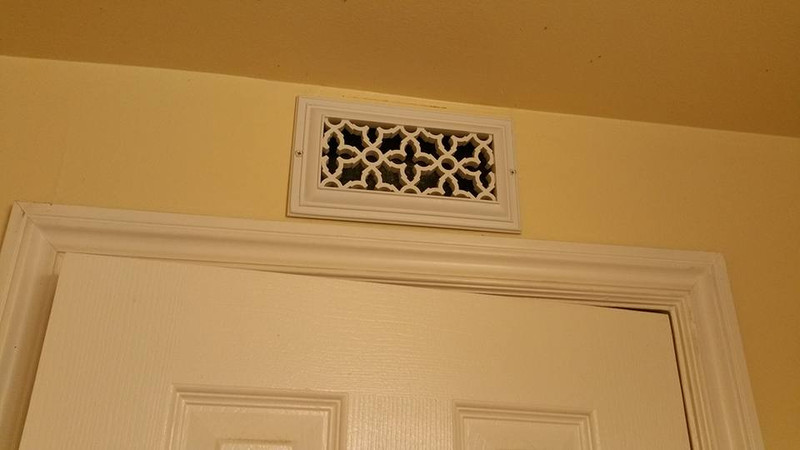 Heritage Decorative Vent Cover