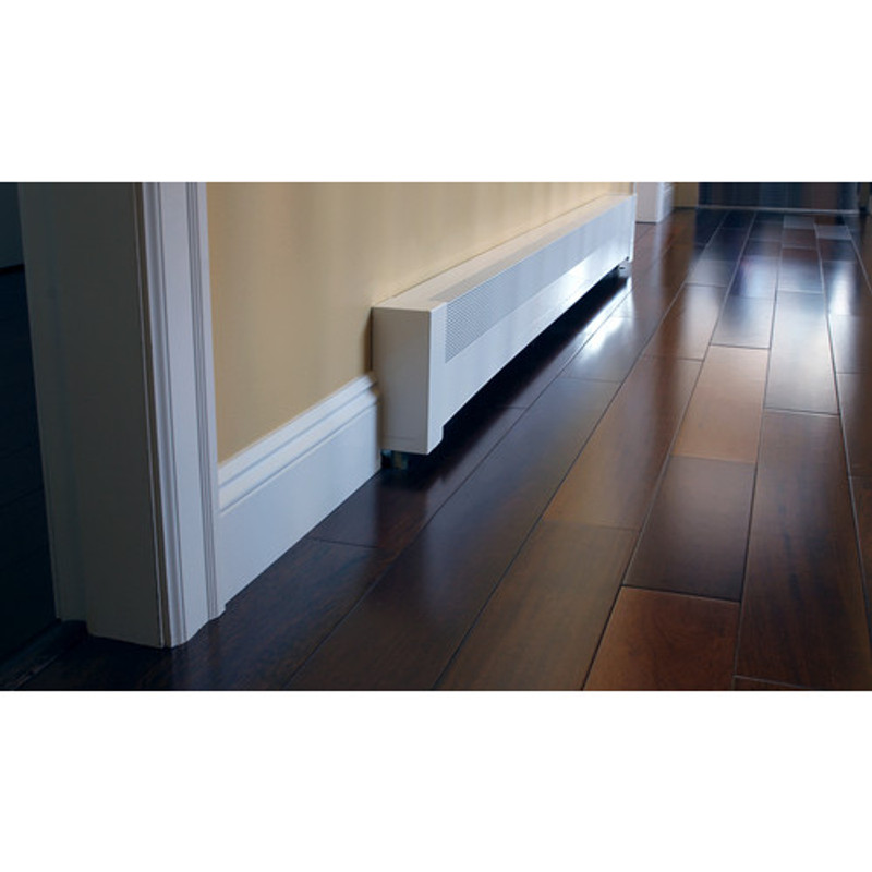 Basic Baseboard Cover 6ft Length Vent And Cover