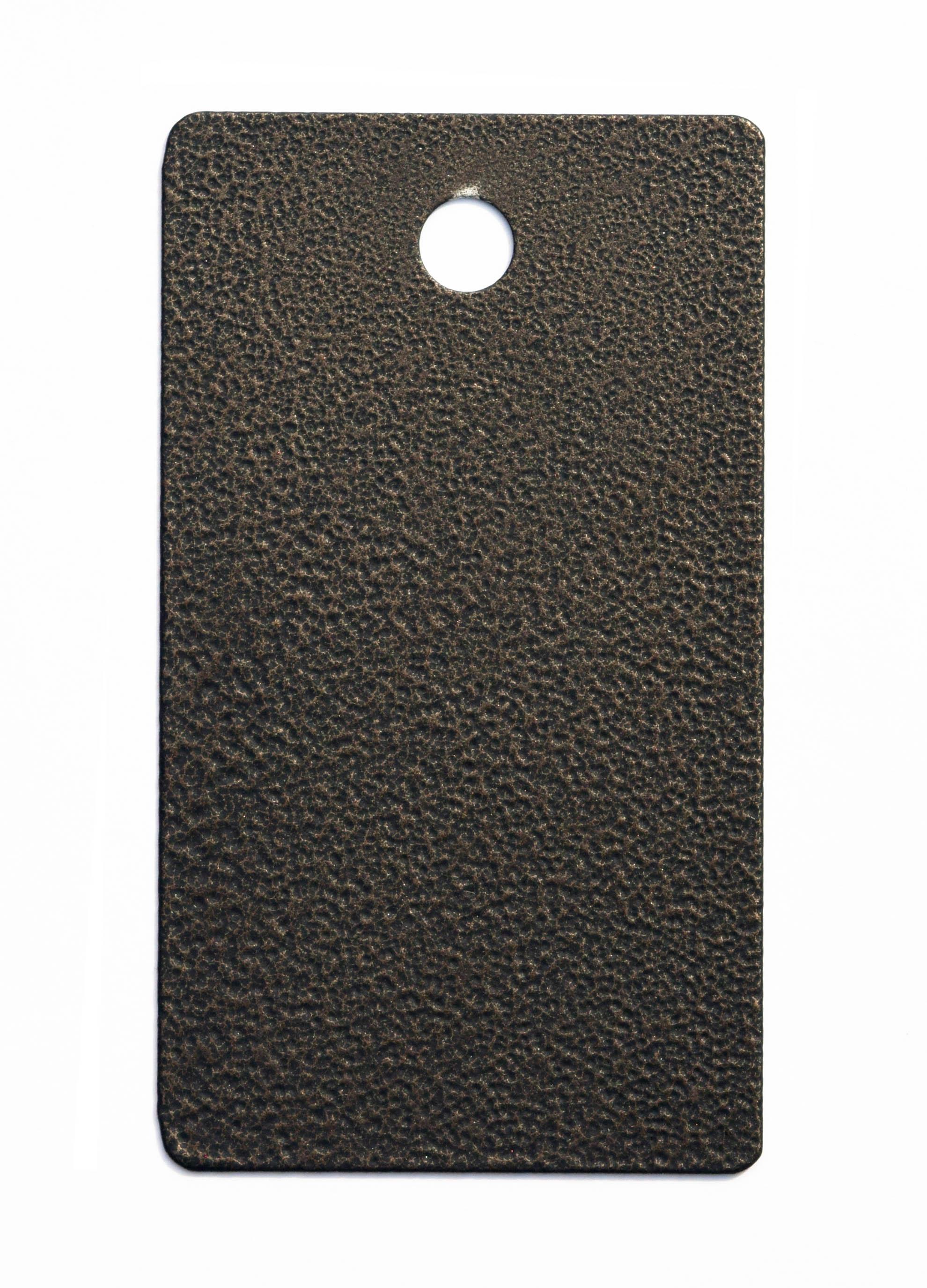 Textured Oil Rubbed Bronze Metallic
