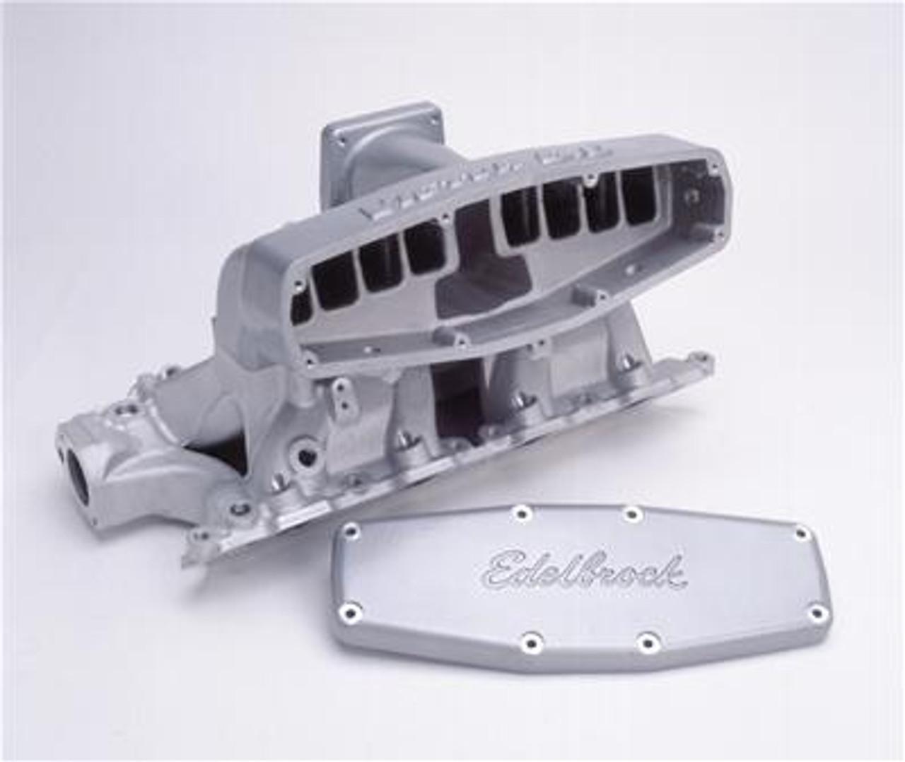 2945 Victor Intake Manifold 5 0 EFI Aluminum Multi-Port  Fits Non-EGR Ford  5 0L
