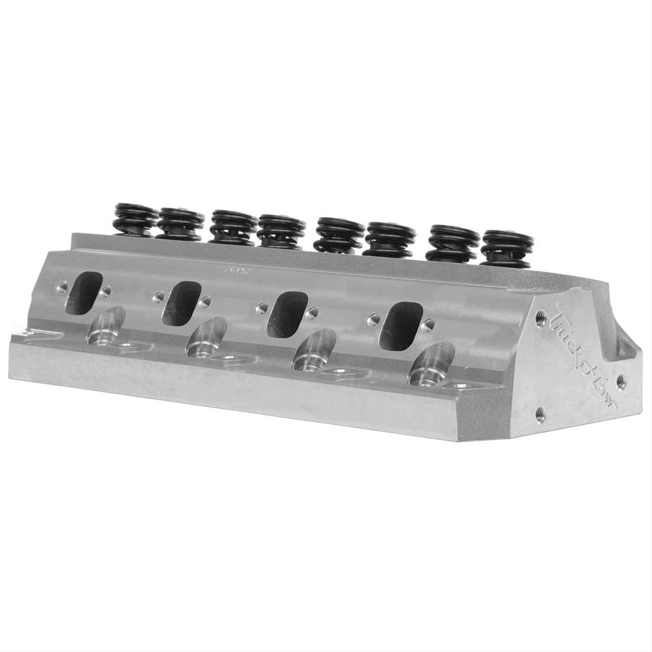 51410002-M61 Trick Flow® Twisted Wedge® 170 Cylinder Heads for Small Block  Ford, PAIR