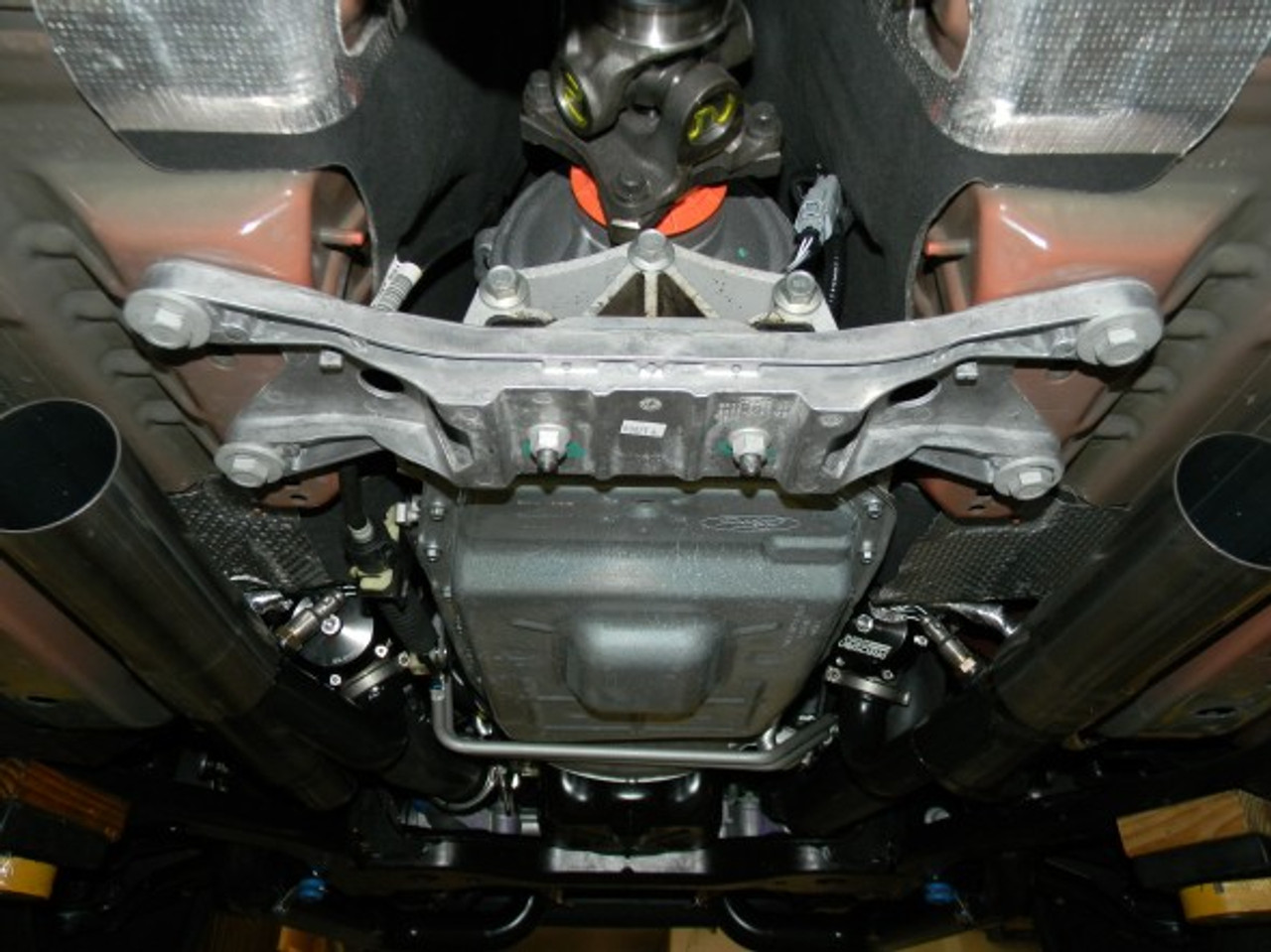 Hellion Power Systems Twin Turbo System for 2015 - 2016 Mustang GT, 62MM