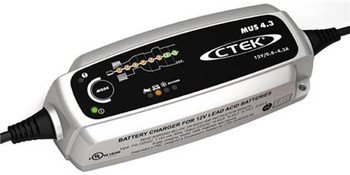 CTEK (56-865) US 0.8 12 Volt Smart Battery Charger