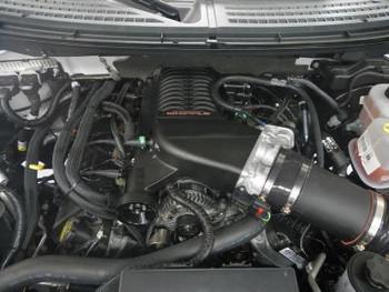 WHIPPLE 2.9L, Stage 1 Supercharger Kit, 2010 - 2014 6.2L Raptor/F-150