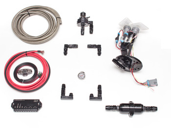Fore Innovations Level 2 Lightning 99-04 Dual Pump Kit 1000hp E-85