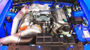 Anderson-Vortech Tuner V2 SCI-Trim Kit. Fits 99-01 Cobra