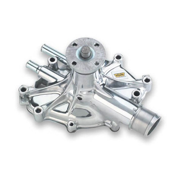 8215P Weiand Water Pump Polished