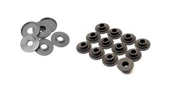 Anderson Hi-Rev Valve Spring Retainers and Seat Cup kit for 22018 Springs
