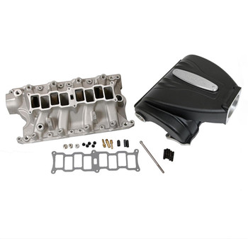 Trick Flow R-Series EFI Intake Manifold for Ford 351 Windsor Black