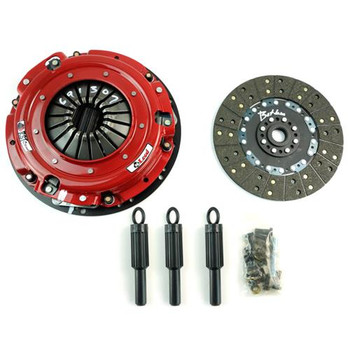 "6913-07 Mustang McLeod RST Twin Disc Clutch Kit - 10.5"" - 26 Spline 4.6/5.0"