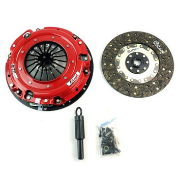 "6913-03 Mustang McLeod RST Twin Disc Clutch Kit - 10.5"" - 10 Spline 4.6/5.0"