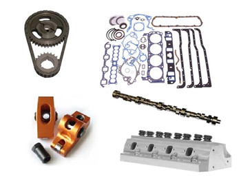 Anderson EZ Street Forced Induction Top End Kit for 1987 - 1995 5.0 Mustang (No Intake)