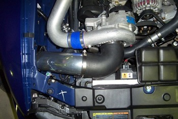 99-04 Mustang GT - Air System - Power Pipes® - Anderson Ford