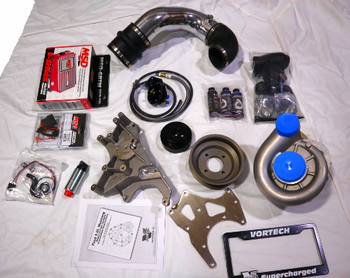 Anderson-Vortech Stage I Si-Trim Supercharger Kit. Fits 94-95 5.0L Mustang