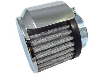 """Air Breather 1-1/2"""" Inside Diameter Clamp-On Style"""