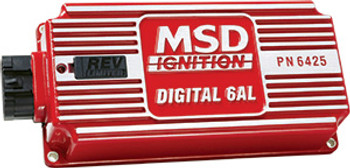6425 MSD Digital 6AL Ignition Controllers
