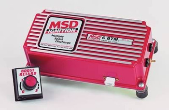 6462 MSD 6-BTM CD Ignitions