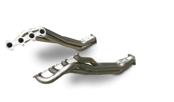 Dynatech SuperMAXX Stainless Long Tube Headers, 2005-2010 4.6L Mustang GT, 1.75""