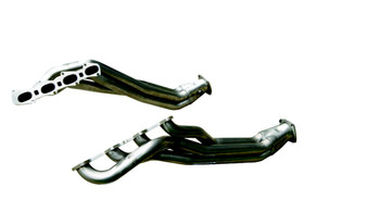Dynatech SuperMAXX Stainless Long Tube Headers, 2007-2010 Shelby GT500 Mustang, 1.875""