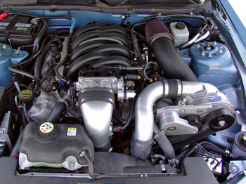 1FP214-SCI 2005-2010 ProCharger H.O. Intercooled Supercharger System with P-1SC-1