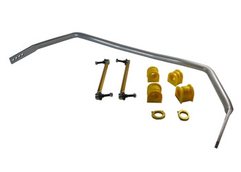 Whiteline BFF55Z 33mm H/D Adjustable Front Sway Bar Kit, 2005-2014 Mustang GT and GT500