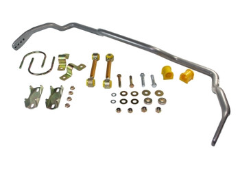 Whiteline BFR65Z H/D Adjustable 27mm Rear Swaybar Kit, 2005-2014 Mustang GT and GT500