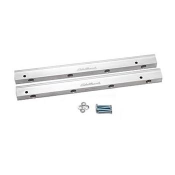 3620 Edelbrock Aluminum Fuel Rails for Super Victor EFI Intake