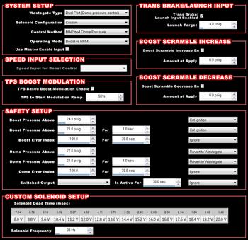 Holley Dominator EFI ECU, 554-114