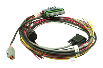 "AEM AQ-1 18"" Flying Lead Wiring Harness"
