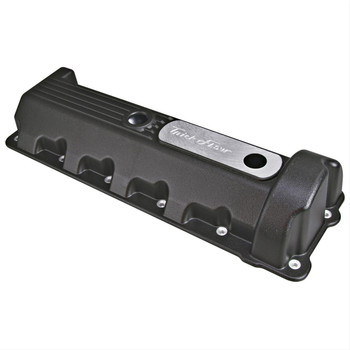 Trick Flow Valve Covers,4.6 2V, Romeo, Black, 51811801