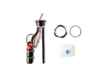 12-345 Holley Sniper 340LPH Fuel Pump Module 86-97 Mustang 5.0L/4.6L