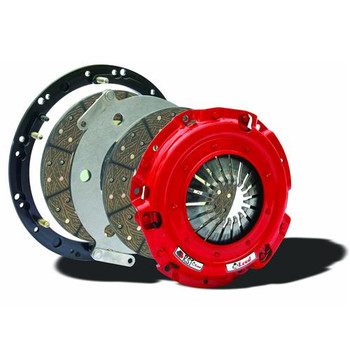 6912-25 McLeod RST Twin Disc Clutch Kit 5.0 11-17