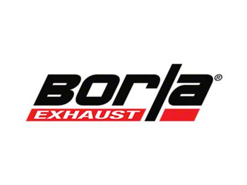 11796 Borla S-Type SS Exhaust (rear section only), 2011 - 2014 Mustang 3.7L V-6