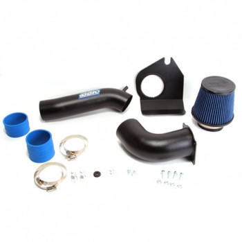 17195 BBK Performance Cold Air Intake System for 1999 - 2004 Mustang 3.8L / 3.9L V6, Blackout Series
