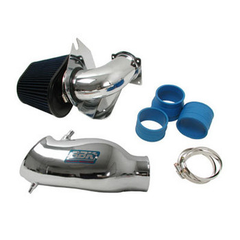 1725 BBK Performance Cold Air Induction System for 2003 - 2004 Mustang Cobra, Chrome Finish