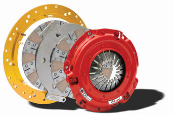 6918-07 Mcleod RXT Twin Disc Clutch Kit For 2007 - 2009 Shelby GT500