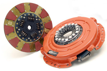 """DF023500 Centerforce Dual Friction Clutch Kit, 11.0"""", 23-Spline, For 2011 - 2014 Mustang GT"""