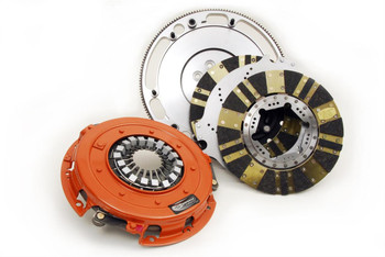 04234805 Centerforce DYAD Drive System Multi-Disc Clutch Kit with Flywheel, 23-Spline, For 2011 - 2014 Mustang 5.0 GT