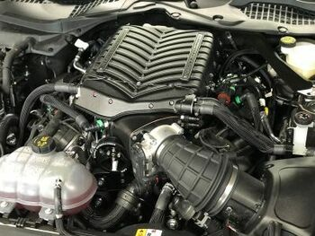 2015-2017 Mustang 5.0L Whipple Gen. 5 Stage 1 Kit