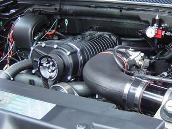 WHIPPLE 3.4L, Supercharger Upgrade 01-04 Lightning/Harley