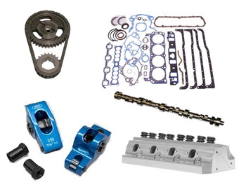 Anderson 6200 RPM Natural Aspirated Top End Kit for 1987 - 1995 5.0 Mustang (No Intake)